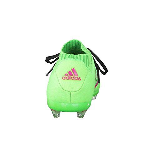 Calcio Negbas Rosa 16 Rosimp Verde Primeknit 1 ag Fg Ace Unisex versol Scarpe Bambini J Da Adidas Nero SOTqwzfac