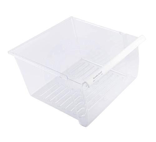 Lifetime Appliance 2188656 Crisper Bin (Upper) Compatible with Whirlpool Refrigerator - WP2188656