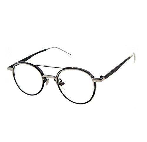 Medio Personalidad Doble Gafas Metal c7 Luminoso Haz De Sol C6 dWn1ZnS