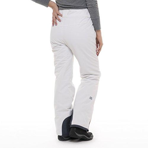 Arctix Women's Insulated Snow Pant, White, Small/Regular by Arctix (Image #3)