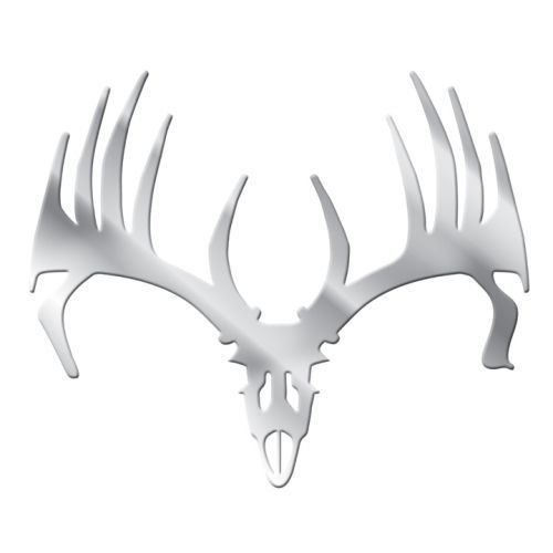 Big Rack Emblems Whitetail Skull (Ford Escape 4x4 compare prices)