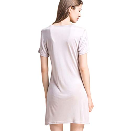 Silk tees for women
