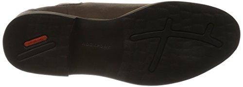 Boots Alanda Femme Nubuck Chelsea Marron 051 Gore Rockport stone wPCxqtHwn