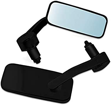 Craftride Bar End Mirror Round for Triumph Thunderbird Storm