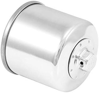 K/&N Chrome Oil Filter KN-204C KN-204C