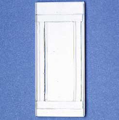 Cover Glass - Water Microscopy Counting Chamber, Sedgwick-Rafter - Model 801(5040) - Each