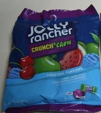 Jolly Rancher Crunch 'N Chew Original Flavors: 3 Bags of 3.5 -