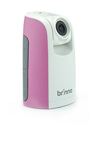 Brinno TLC200 f1.2 Aperture Time Lapse and Stop Motion HD Video Camera with Built In Super Wide Angle Lens (140°) 120 Days Non Stop Shooting