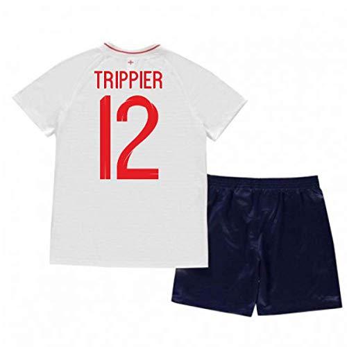 Baby England Kit Home - UKSoccershop 2018-2019 England Home Nike Baby Kit (Kieran Trippier 12)