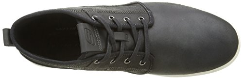 Skechers Vence Macklin - Zapatos Hombre Negro - Noir (Blk Noir)