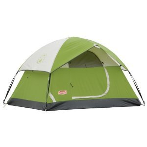 Coleman Durango – 2 Person Tent – 7′ x 5′ Green, Outdoor Stuffs