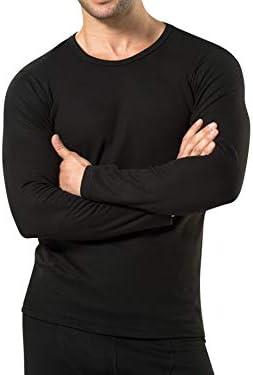 Maglietta Termica a Maniche Lunghe da Uomo Maximum Heat