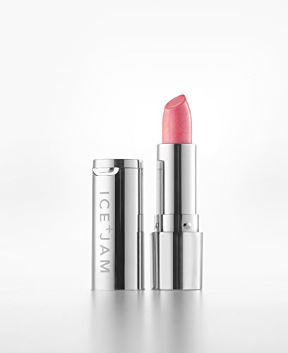 ICE + JAM - HiMyNameIs Lipstick in Dazzlingly Pink