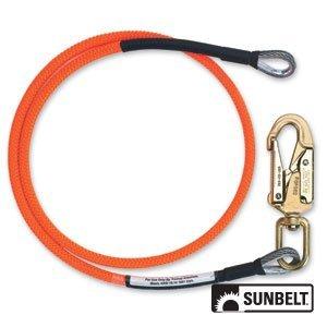 SUNBELT- Flipline, Pelican Rope Works, Wire Core, 5/8