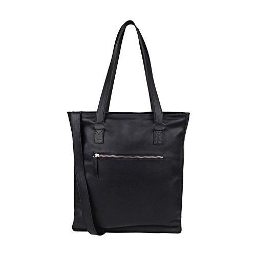 Cowboysbag Bag Jupiter - Bolsa Mujer Negro (Black 000100 - Black)