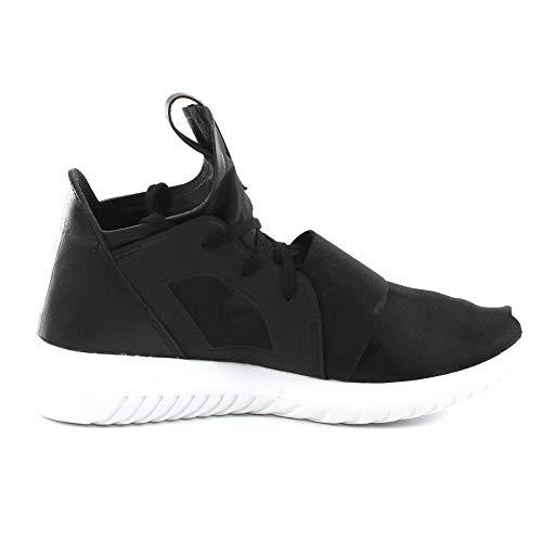 W Defiant Tubular Calzado Adidas Negro E4Bqdn