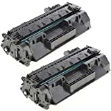 Generic Compatible Toner Cartridge Replacement for HP CF280XD ( 2-Pack )