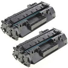 Generic Compatible Toner Cartridge Replacement for HP CF280XD ( 2-Pack ) by AIM