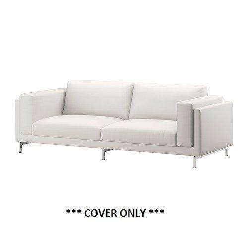 99 Sofa (IKEA NOCKEBY - Slipcover for 3-Seat Sofa 99