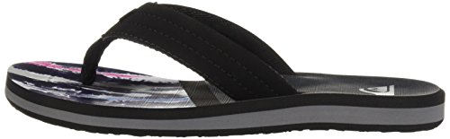 Pictures of Quiksilver Kids' Carver Print Youth Sandal AQBL100269 5