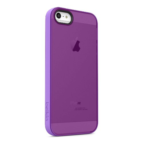 Belkin Candy iPhone Purple Violet product image