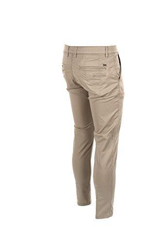 Pantalone Uomo Sseinse 50 Beige Pse351ss Primavera Estate 2018