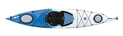 Perception Carolina 12.0 Kayak (Azure/White) by Perception
