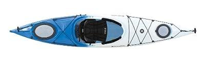 Perception Carolina 12.0 Kayak (Azure/White) by Perception
