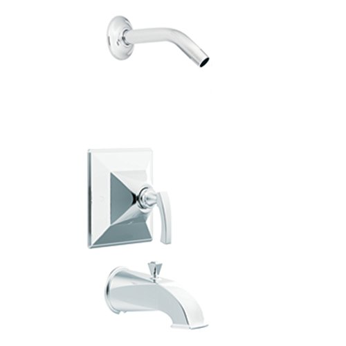 Moen TS354NH Divine Tub and Shower Trim , Chrome
