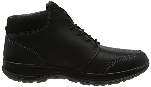 Zapatos Negro Senderismo Rise de High Black Hombre Lomond Grisport para vq1Uw