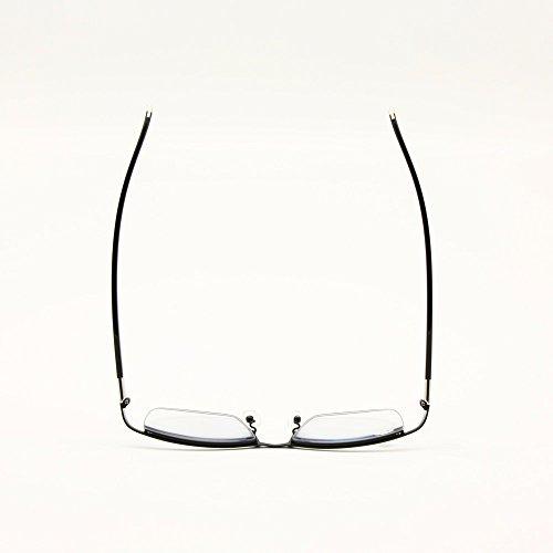 Progresiva Gafas de Transición Sin Gradual 300 lectura incrementos 25 Focus por Fotocrómica de a Rx Gafas sol Armada Perspectiva 0 Multi línea de q0Ox5CwOr7