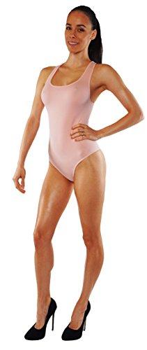 - 31Xbu1Y5rHL - Vesi Star Bodysuit Soft and Comfortable Basic Thong With Bottom Snaps