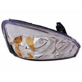 Malibu Headlight Lamp (Chevy Malibu Headlight OE Style Replacement Headlamp Passenger Side New)