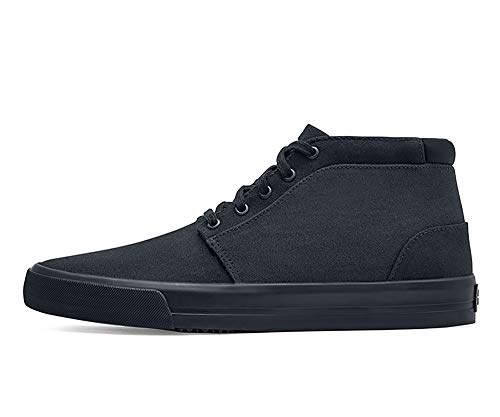 Shoes for Crews Cabbie II, Mens, Black, Size 11
