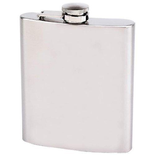 KOTENIA Ste BF Systems KTFLASK18 Maxam Stainless Steel Flask, 18 oz, -