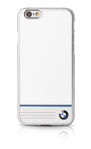 BMW BMHCP6LWGPB Coque pour iPhone 6 Plus/6S Plus Blanc