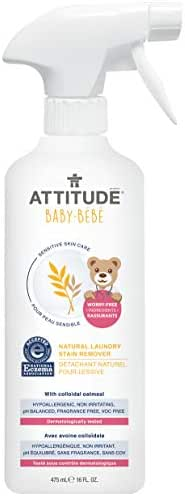 Stain Removers: Attitude Baby