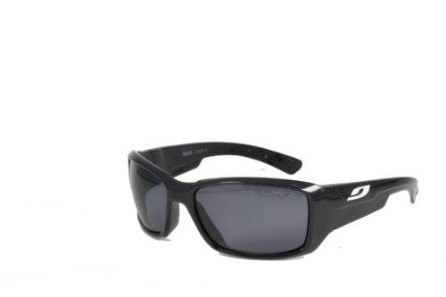 Julbo Whoops 40/B1149 - Gafas de sol polarizadas, color negro brillante