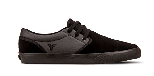 Fallen Men's The Easy Skate Shoe, Black Ops, Black Ops,9 M US