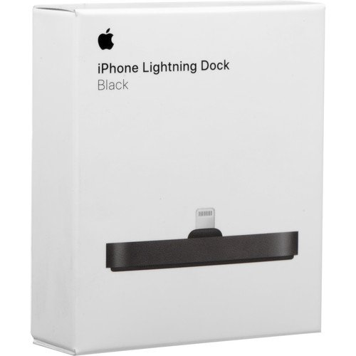 Apple iPhone Lightning Dock (Black)