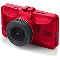 MNCD50 1080p Full HD Dash Camera (Red)
