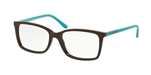 Michael Kors GRAYTON MK8013 Eyeglass Frames 3058-53 - Brown Turquoise - Michael Kors Eyewear