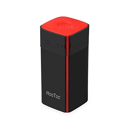 HooToo Wireless Travel Router, USB Port, High Performance, 10400mAh External Battery Pack Travel Charger - TripMate Titan (Not a Hotspot)