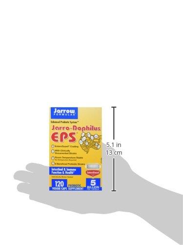 Jarrow Formulas Jarro-dophilus EPS, 120 VegiCapsules: Amazon.es: Salud y cuidado personal