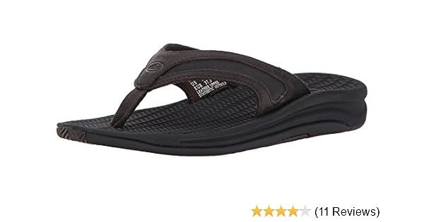 858df10e7b5e Amazon.com  Reef Men s Flex Le Sandal  Shoes