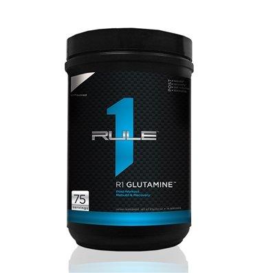 R1 Glutamine, Rule 1 Proteins (Unflavored, 75 Servings)