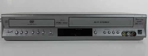 JVC HR-XVC15 DVD VHS VCR Combo Player Component Out Dolby Di
