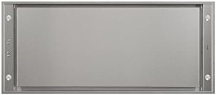 NOVY 6840 Encastrada Acero inoxidable 1080m³/h - Campana (1080 m³/h, Recirculación, 46 dB, 50 dB, 56 dB, 64 dB): Amazon.es: Hogar