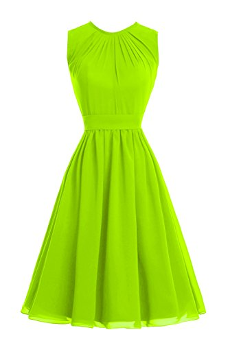 Bride Green The Mother Dress Womens Dasior Length Short Knee of w0xnRznHq