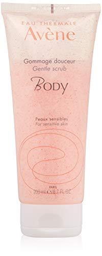 Eau Thermale Avene Gentle Scrub, Biodegradable, Non-Abrasive Exfoliation Scrub for Radiant, Smooth Skin, 6.7 oz.